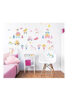 walltastic-unicorn-kingdom-wall-stickers