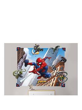 Walltastic Walltastic Spider-Man 3D Pop-Out Wall Mural Picture