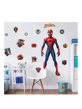 Walltastic Walltastic Marvel Spider-Man Large Character Wall Sticker Picture