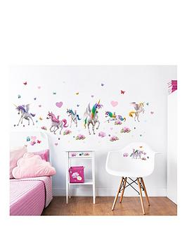 Walltastic Walltastic Magical Unicorn Wall Stickers Picture