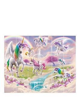 Walltastic Walltastic Magical Unicorn Wall Mural Picture