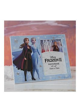 Disney Disney 4 X 6 - Disney Frozen 2 Photo Frame Picture