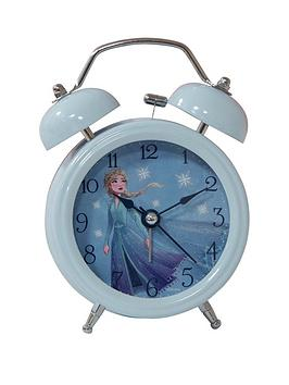 Disney Disney Frozen 2 Double Bell Alarm Clock Picture