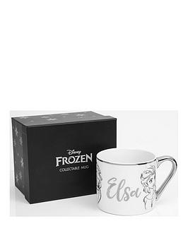 Disney Disney Disney Classic Collectable New Bone China Mug - Elsa Picture