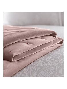 karen-millen-velvet-quilted-throw--blush