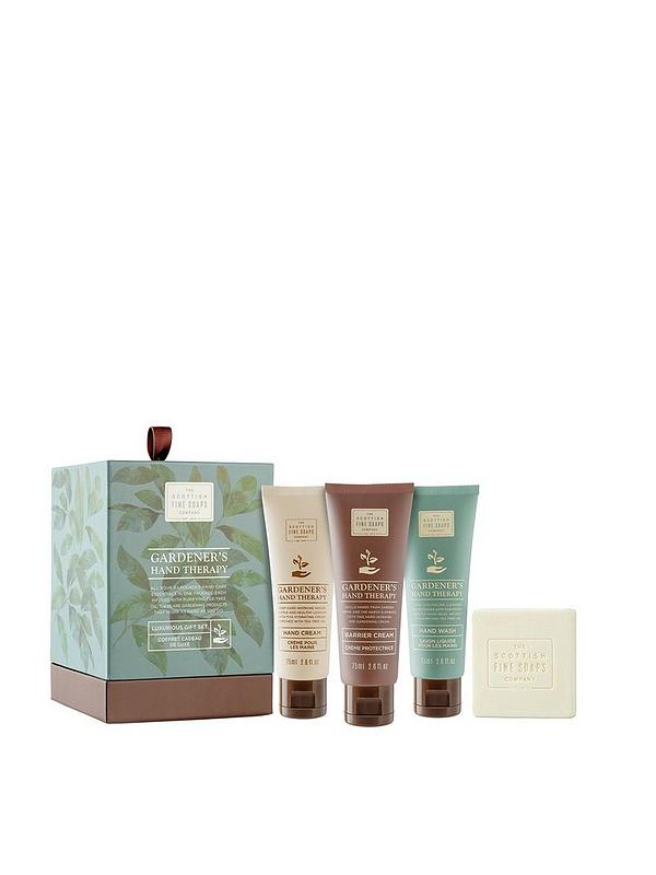 Gloves, hand null Cream and Scrub Gift Set , Size One Size