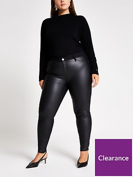 ri-plus-ri-plus-molly-mid-rise-coated-front-jegging-black