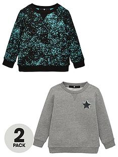 v-by-very-boys-2-pack-splatter-and-star-print-sweatshirts-multi