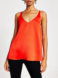 river-island-cowl-cross-back-cami-top