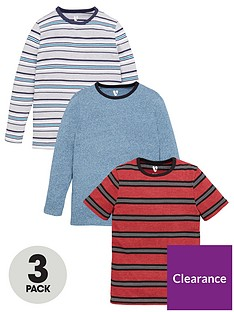 v-by-very-boys-3-pack-short-and-long-sleeve-stripe-t-shirts-multi