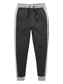 V by Very V By Very Boys Cut &Amp; Sew Joggers - Multi Picture