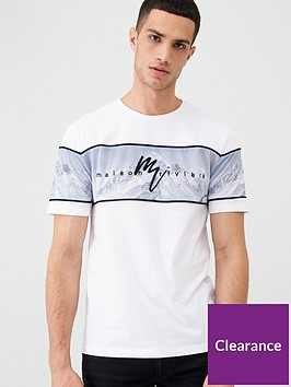 river-island-white-maison-riviera-printed-slim-fit-t-shirt