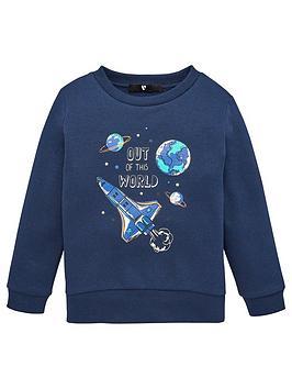 v-by-very-boys-spaceship-sweatshirt-navy