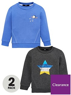 v-by-very-boys-2-pack-sequin-star-sweatshirts-multi