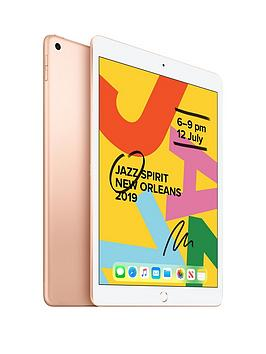 Apple Apple Ipad (2019) 128Gb, Wi-Fi, 10.2 Inch - Gold - Apple Ipad With  ... Picture