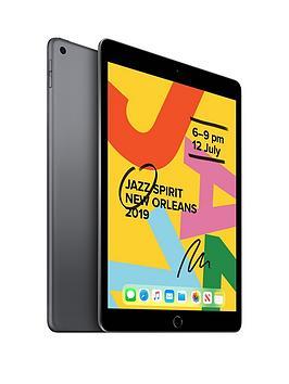 Apple   Ipad (2019) 128Gb, Wi-Fi, 10.2 Inch - Space Grey -  Ipad