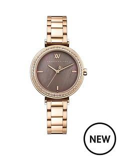 amanda-walker-amanda-walker-grace-bronze-mother-of-pearl-and-crystal-set-dial-rose-gold-stainless-steel-bracelet-ladies-watch