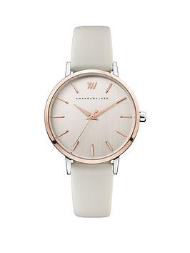 Amanda Walker Amanda Walker Amanda Walker Kate Silver Sunray And Rose Gold  ... Picture