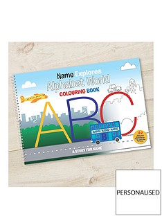 personalised-a3-alphabet-world-colouring-book