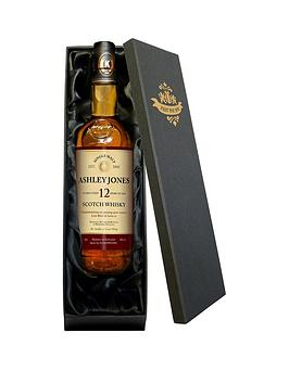 Very Personalised 12 Year Old Whiskey In Gift Box Picture