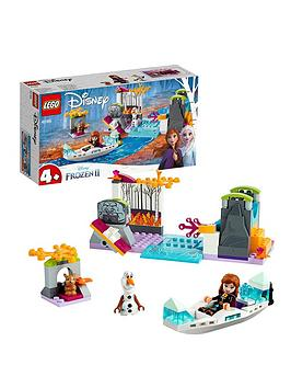 LEGO Disney Lego Disney 41165 Anna'S Canoe Expedition With Princess  ... Picture