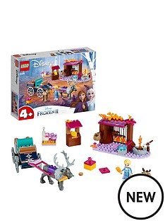 lego-disney-princess-41166-elsas-wagon-adventure-with-2-reindeers