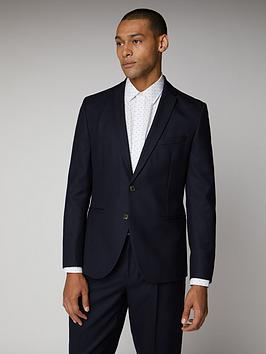 Ben Sherman Ben Sherman Structure Jacket - Navy Picture