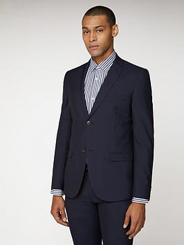 Ben Sherman Ben Sherman Tonic Suit Jacket - Blue Depths Picture