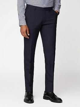 Ben Sherman   Tonic Suit Trouser - British Navy