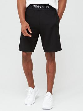 Calvin Klein Performance Calvin Klein Performance 7 Inch Knit Shorts -  ... Picture