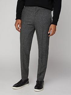 ben-sherman-speckled-trousers-charcoal