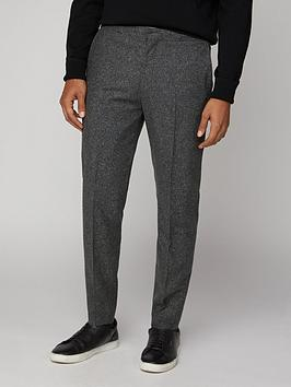 Ben Sherman   Speckled Trousers - Charcoal