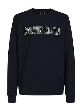 Calvin Klein Performance Calvin Klein Performance Performance Crew Neck  ... Picture