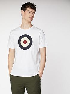 ben-sherman-target-t-shirt-white