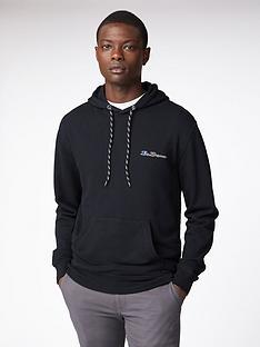 ben-sherman-hoodie-anthracite