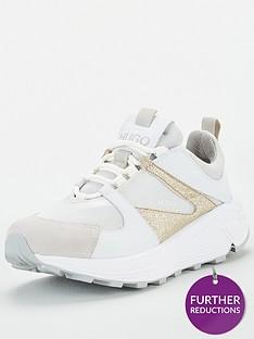 hugo-horizon-chunky-sole-trainers-whitegold