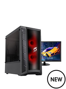 zoostorm-stormforce-onyx-intel-i3-9100f-8gb-ram-1tb-hard-drive-4gb-dedicated-graphics-gtx-1650-gaming-pc-24in-asus-gaming-monitor-black