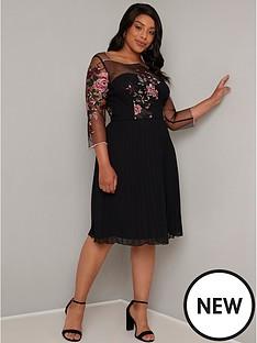 chi-chi-london-curve-adalee-dress-black