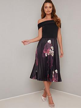 chi-chi-london-arden-dress-black