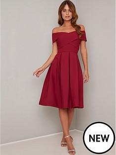 chi-chi-london-bayra-dress-red
