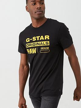 g-star-raw-graphic-8-logo-organic-cotton-t-shirt-black