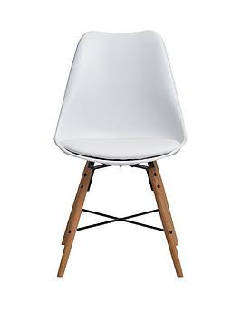 Julian Bowen Julian Bowen Pair Of Kari Dining Chairs Picture