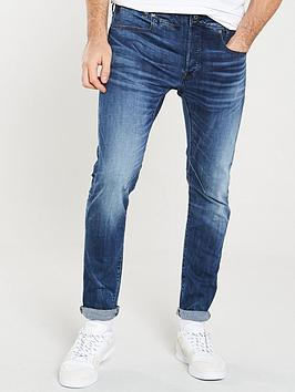 G-Star Raw G-Star Raw G-Star D-Staq Elto 5 Pocket Slim Fit Jeans Picture