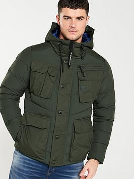 G-Star Raw G-Star Raw G-Star Whistler Utility Hdd Jacket Picture