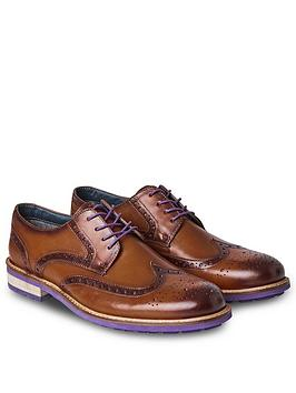 Joe Browns Joe Browns Violet Flash Brogues Picture