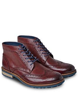 Joe Browns Joe Browns Tuscany Brogue Boots Picture