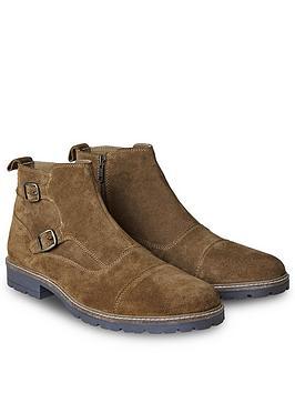 Joe Browns Joe Browns Double Monk Strap Boots Picture