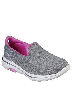 skechers-girls-go-walk-slip-on-shoes-grey