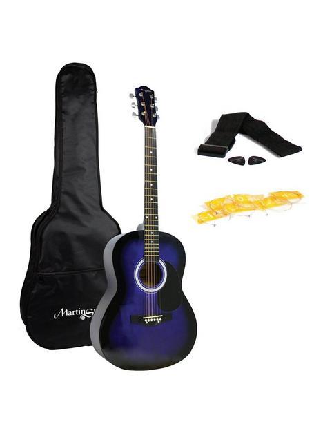 martin-smith-martin-smith-w-100-full-size-acoustic-guitar-blue