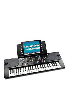 rockjam-rj549-rockjam-49-key-portable-keyboard-piano-with-sheet-music-stand-keynote-stickers